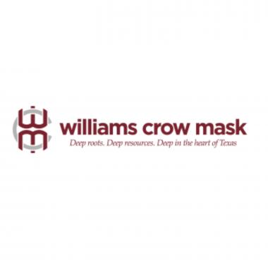 Williams, Crow, Mask