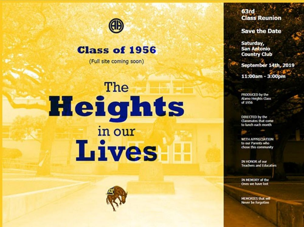 Class of 1956: 63rd Reunion
