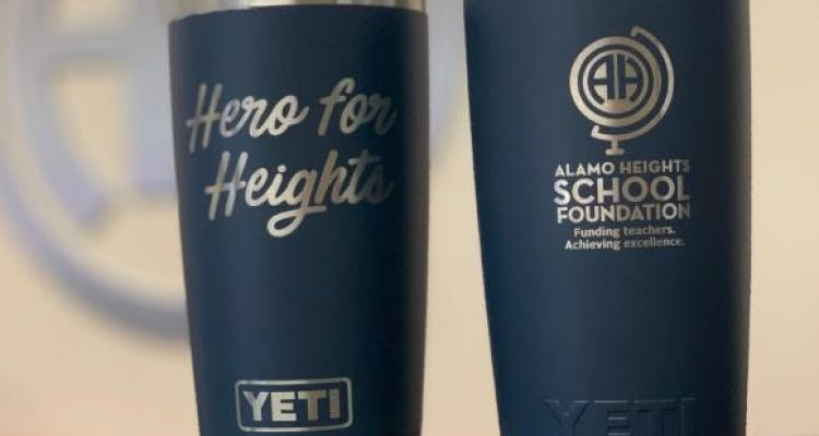 Heights Happenings: Be a HERO for Heights!
