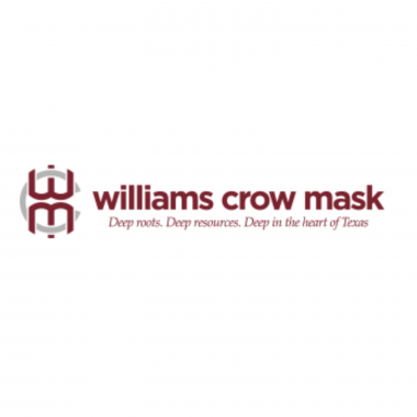 Williams, Crow, Mask