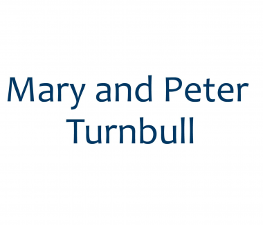 Mary and Peter Turnbull