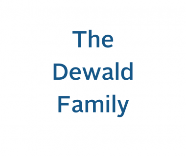 The Dewald Family
