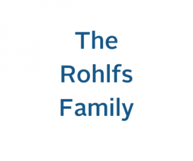 The Rohlfs Family