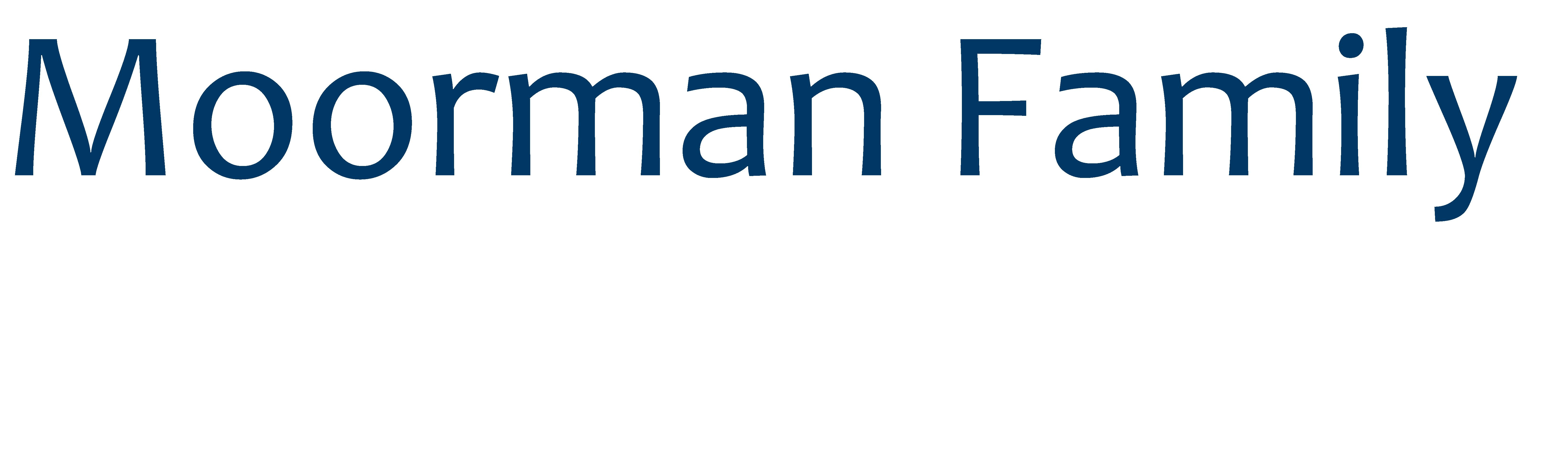 Moorman Family