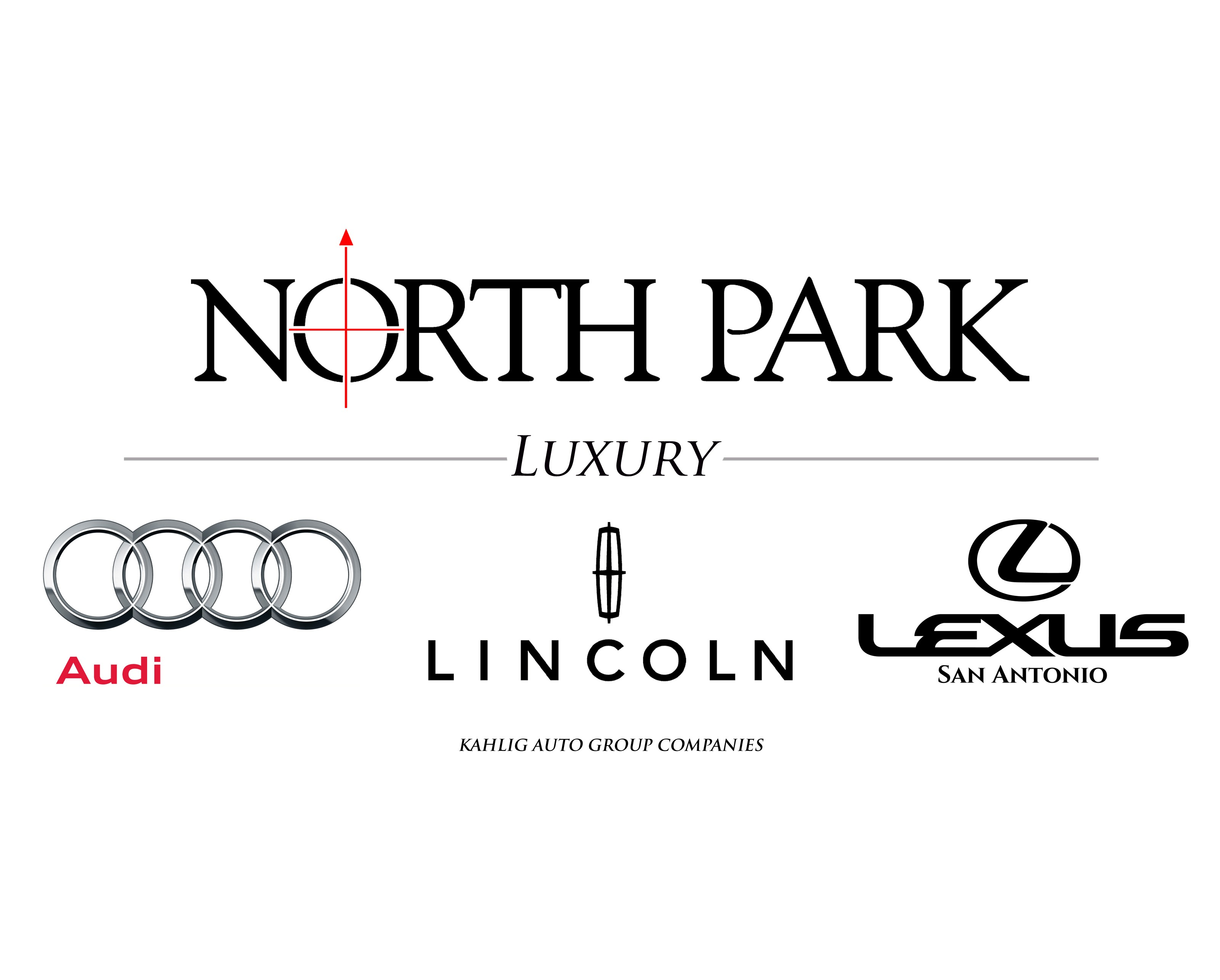 North Park Luxury Dealerships - Audi, Lexus & Lincoln