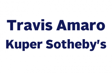 Travis Amaro, Kuper Sotheby's